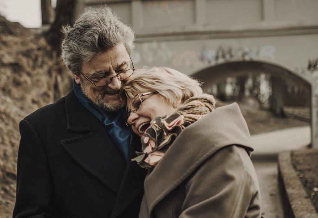 Pareja de Agencia matrimonial en Santander